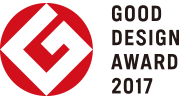 GOOD DESIGN AWARD 2017